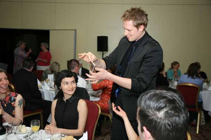 Tips for Hiring a Magician for Your Corporate or Special Event